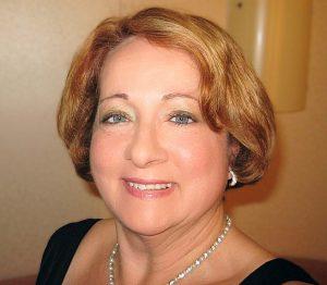 Author Josephine Strand