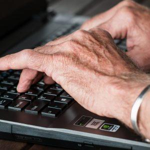 author keyboard